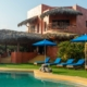 villa 1 Eco-Friendly Beachfront Property Honors Local Mexican Setting