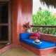 balcony couch Eco-Friendly Beachfront Property Honors Local Mexican Setting