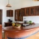 kitchen La Saladita Mexico Ocean View Villas 2300 Square Ft 3 bedrooms 3 baths