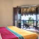 bedroom La Saladita Mexico Ocean View Villas 2300 Square Ft 3 bedrooms 3 baths